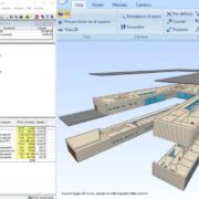 La nueva versión 5.1 de TCQ2000 incorpora un visualizador en formato IFC