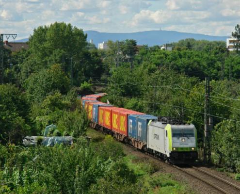 Las locomotoras TRAXX de Bombardier trabajarán para Captrain Deutschland Group