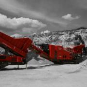 Terex Finlay presenta la trituradora de impacto I-140
