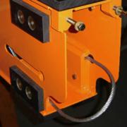 Nuevos intervalos prolongados de sustitución de cables de acero de JLG