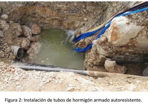 Comportamiento de los tubos de hormigón armado en entornos complejos