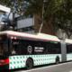 Primer punto de carga ultrarrápida por pantógrafo para autobuses eléctricos en España