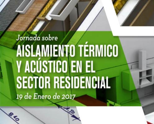 """Isover presenta el Sistema INSUVER en la Jornada sobre """"Aislamiento Térmico y Acústico en el Sector Residencial"""""""