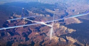 Alphabet cancela su proyecto con drones para proporcionar Internet