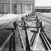 75 años de Talgo y sus primeros ensayos en vía