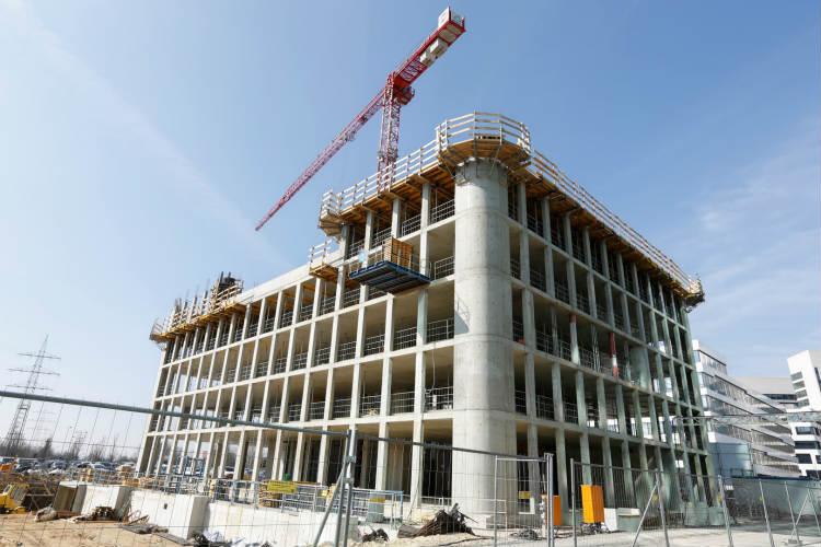 ulma en la construcci n del nuevo edificio de oficinas