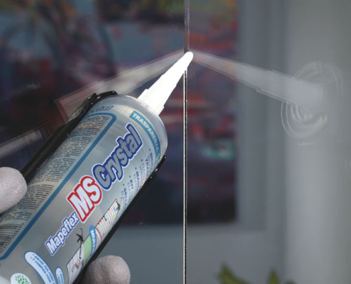 Mapei lanza al mercado Mapeflex MS Crystal