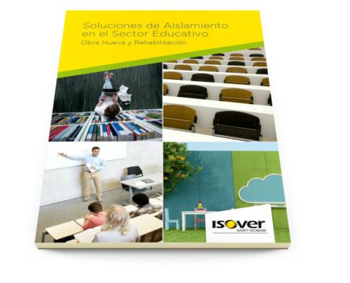 ISOVER lanza un nuevo Manual Técnico para el Sector Educativo