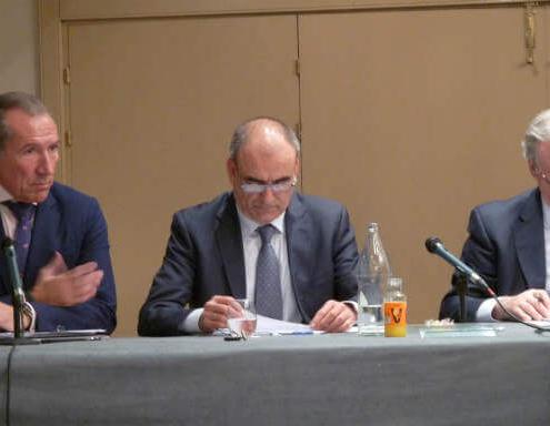 Asamblea General Ordinaria de ASEFMA 2017