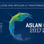 El Congreso ASLAN2017 se presenta como referente en innovación IT en España