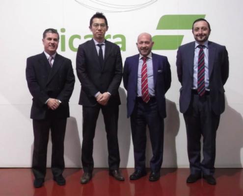 Nuevo concesionario de UniCarriers en Toledo
