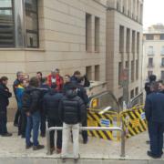 KONE colabora con el parque de bomberos de Lleida