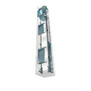 KONE reduce un 90% el consumo de energía con el ascensor KONE MonoSpace