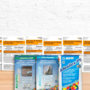 Mapei solicita una auditoría voluntaria de sus productos ya comercializados