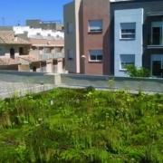 Un estudio detecta que las cubiertas ajardinadas pueden llegar a reducir hasta un 30% el uso de aire acondicionado