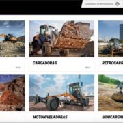 CASE Construction Equipment lanza una nueva web