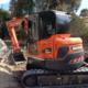 Midi excavadora Doosan DX62R-3: Comodidades y prestaciones