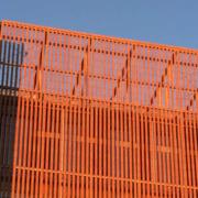 Tejido cerámico Flexbrick en el renovado Centro Contemporáneo Fabra y Coats de Barcelona