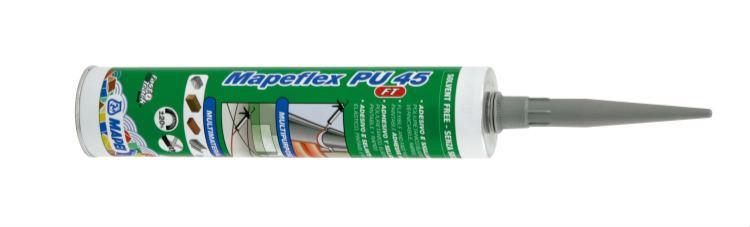 Mapei lanza al mercado Mapeflex PU45 FT