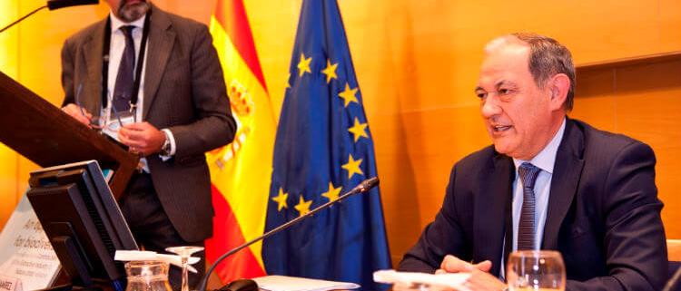 Víctor Bautista participa en el Foro internacional sobre la industria extractiva y la red Natura 2000