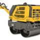 Wacker Neuson presenta en SMOPYC su nuevo rodillo de conducción manual RD7