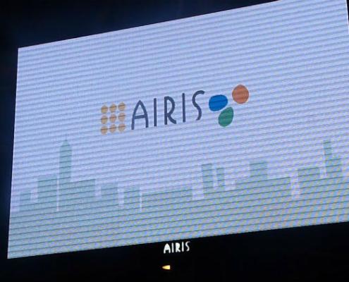 AIRIS ilumina GENERA 2017 con sus luminarias inteligentes