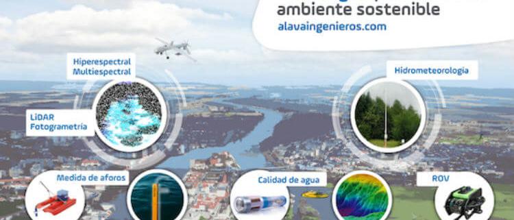 Las soluciones de Álava Ingenieros estarán presentes en SMAGUA 2017