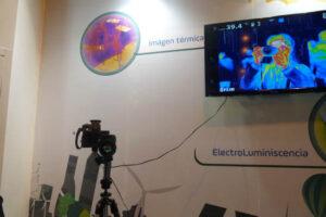 Álava Ingenieros muestra su cámara termográfica en GENERA 2017