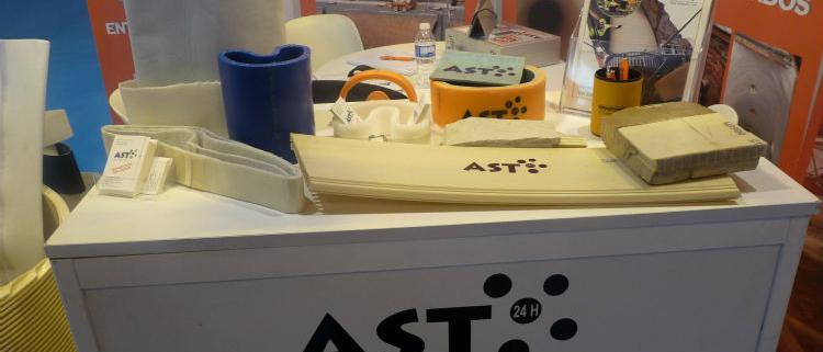 Tecnología Sin Zanja con AST Grupo en SIGA 2017
