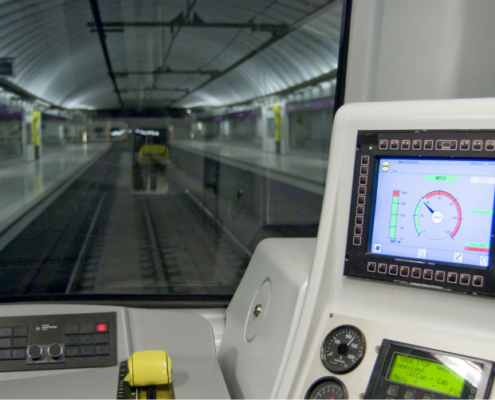 Sistema de conducción automática CBTC de Siemens en el Metro de Nagpur
