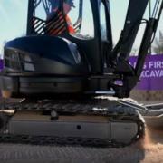 Conoce la primera excavadora del mundo impresa con tecnología 3D