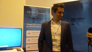 HEMAV acerca la tecnología dron a GENERA 2017
