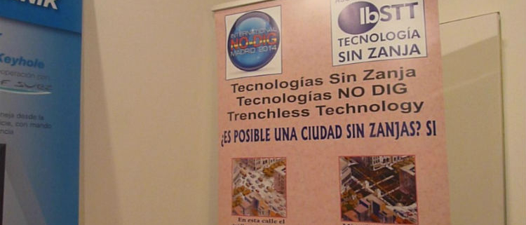 La Asociación Internacional de Tecnología Sin Zanja en SIGA 2017