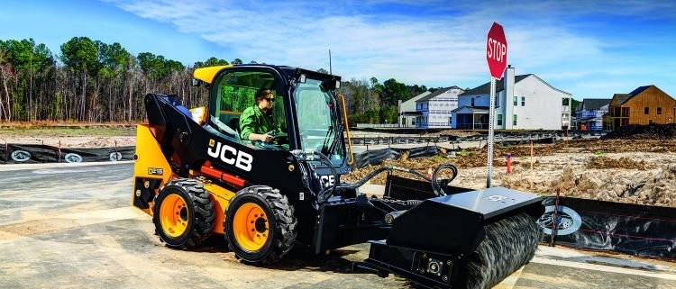 JCB presenta dos nuevas minicargadoras de ruedas: JCB 210 y JCB 215