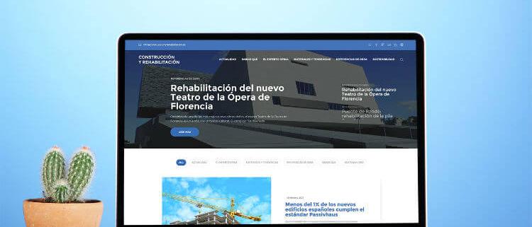 construccionyrehabilitacion.com, nuevo blog impulsado por Mapei