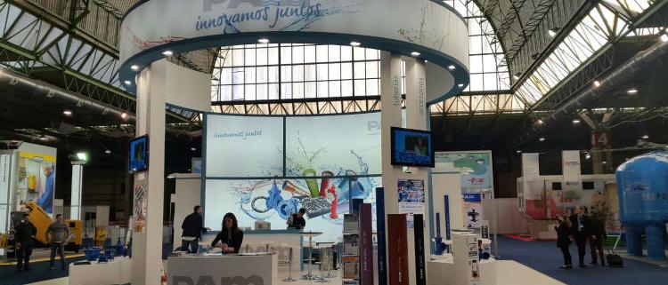 Balance de Saint-Gobain PAM España tras Smagua 2017