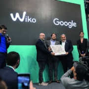 Wiko es galardonado en los premios Google Android Award