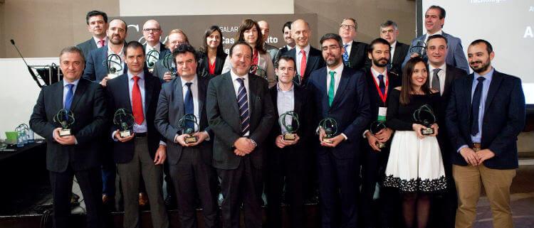 IX Convocatoria de Premios @asLAN a Administraciones y Organismos Públicos