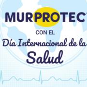 Murprotec contra las humedades en el Día Mundial de la Salud
