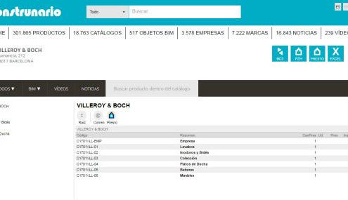 Villeroy & Boch presenta su nuevo catálogo en formato PRESTO