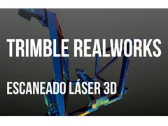 Curso de Trimble Realworks: Escaneado láser 3D