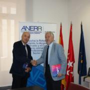 Acuerdo de colaboración entre el Colegio de Aparejadores y Arquitectos Técnicos de Madrid y ANERR