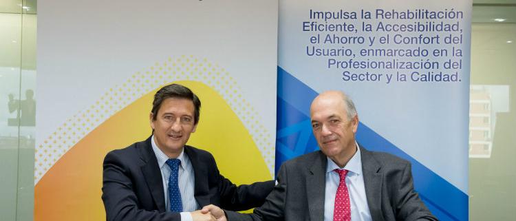 Gas Natural Servicios elige a ANERR para lanzar el proyecto Rehabilita & Confort