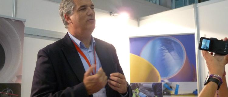 MC Spain vuelve a Construmat y presenta su gama en el sector de la química para la construcción