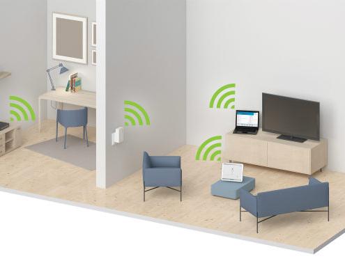 Del módem a la tecnología PLC-Powerline en redes domésticas