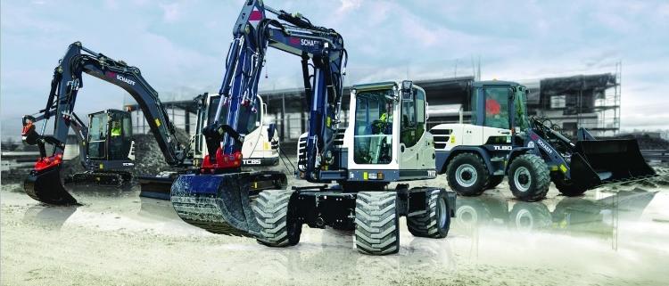 Yanmar vuelve a traer la marca Schaeff al mercado de la maquinaria de construcción