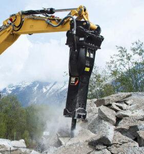 Descubra la nueva Gama de Excavadoras de Ruedas Cat, Serie F