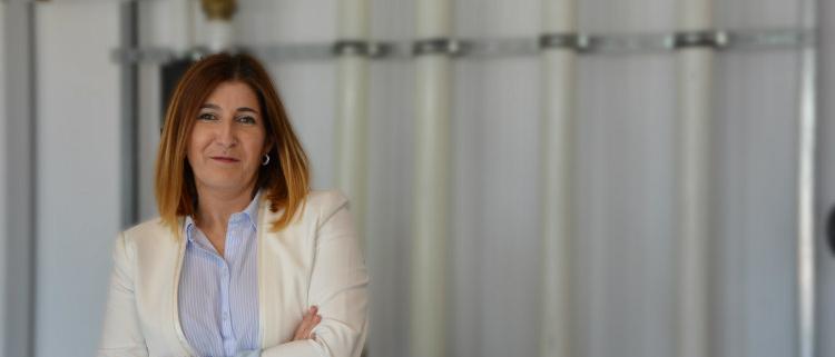 Beatriz Heras es la nueva directora del negocio no residencial de Uponor