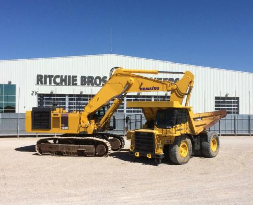 Ritchie Bros. se prepara para una gran subasta en Ocaña