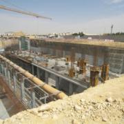 ULMA Construction ofrece soluciones integrales de encofrado y andamio en el Metro de Riad